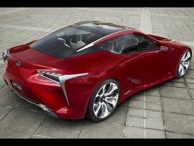 Ver foto 7 de Lexus LF-LC Concept 2011