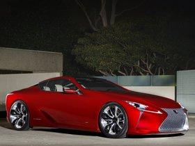Ver foto 6 de Lexus LF-LC Concept 2011
