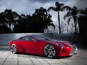 Ver foto 5 de Lexus LF-LC Concept 2011