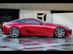 Ver foto 4 de Lexus LF-LC Concept 2011