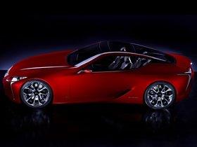 Fotos de Lexus LF-LC Concept 2011