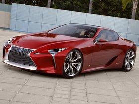 Ver foto 3 de Lexus LF-LC Concept 2011