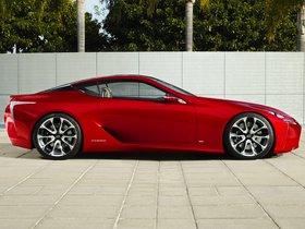 Ver foto 20 de Lexus LF-LC Concept 2011