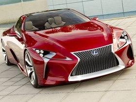 Ver foto 19 de Lexus LF-LC Concept 2011