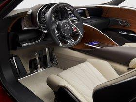 Ver foto 16 de Lexus LF-LC Concept 2011