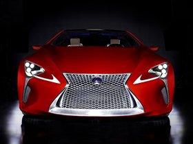 Ver foto 15 de Lexus LF-LC Concept 2011
