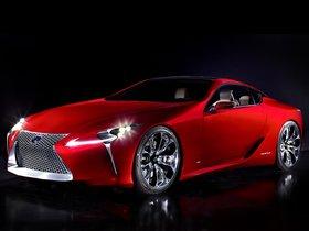 Ver foto 14 de Lexus LF-LC Concept 2011