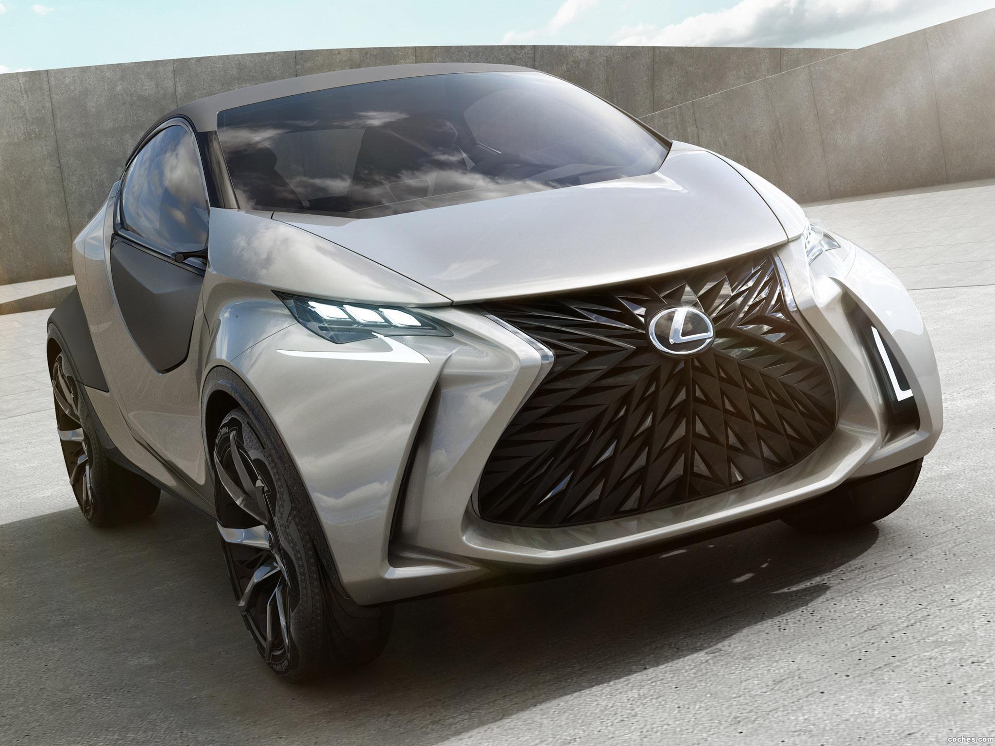Foto 0 de Lexus LF-SA Concept 2015