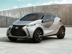 Ver foto 2 de Lexus LF-SA Concept 2015
