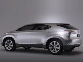 Ver foto 4 de Lexus LF-XH Concept 2007