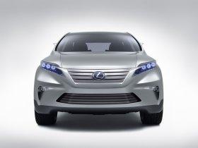 Ver foto 3 de Lexus LF-XH Concept 2007