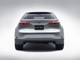 Ver foto 2 de Lexus LF-XH Concept 2007