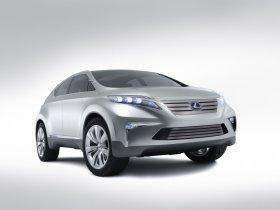 Fotos de Lexus LF-XH Concept 2007