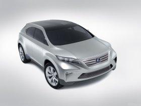 Ver foto 12 de Lexus LF-XH Concept 2007