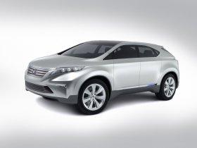 Ver foto 11 de Lexus LF-XH Concept 2007