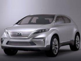 Ver foto 10 de Lexus LF-XH Concept 2007