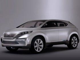 Ver foto 9 de Lexus LF-XH Concept 2007