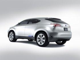 Ver foto 7 de Lexus LF-XH Concept 2007