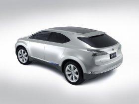 Ver foto 6 de Lexus LF-XH Concept 2007