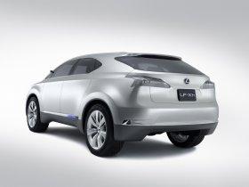Ver foto 5 de Lexus LF-XH Concept 2007