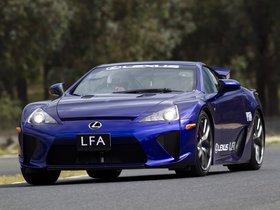 Ver foto 10 de Lexus LFA 2011