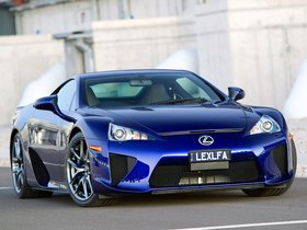 Fotos de Lexus LFA 2011