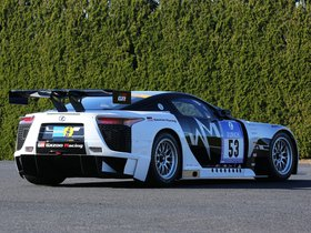 Ver foto 2 de Lexus LFA Code X 24 Hour Nurburgring Gazoo Racing 2014