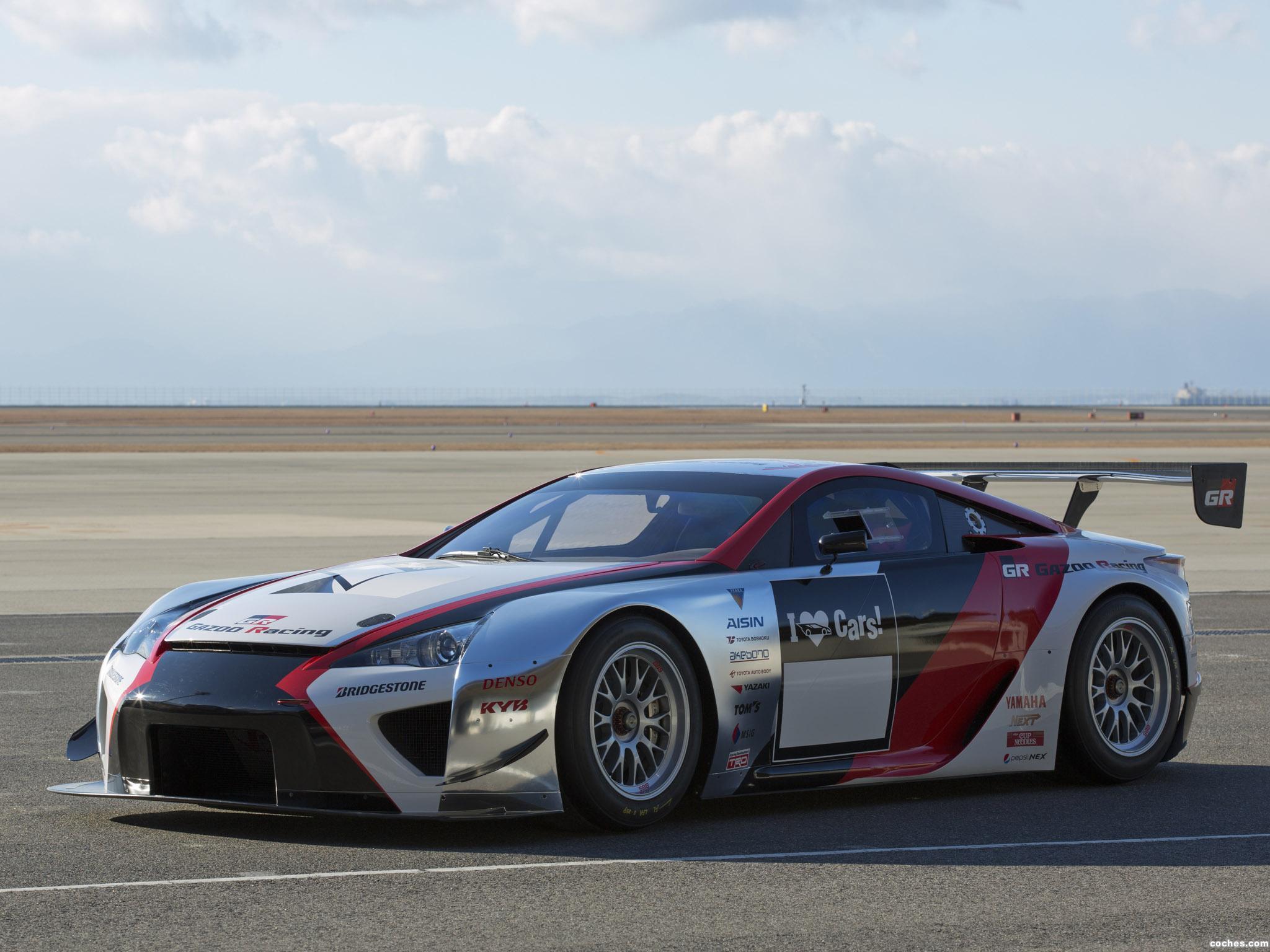 Foto 0 de Lexus LFA Gazoo Racing 2013