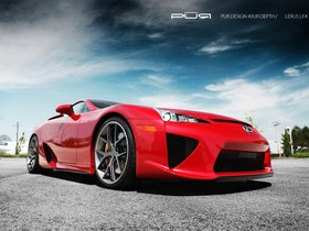 Ver foto 5 de Lexus LFA PUR Design 2012