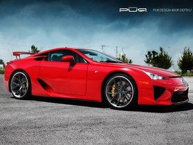 Ver foto 4 de Lexus LFA PUR Design 2012