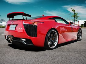 Ver foto 3 de Lexus LFA PUR Design 2012
