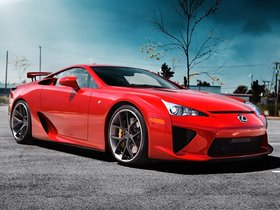 Fotos de Lexus LFA