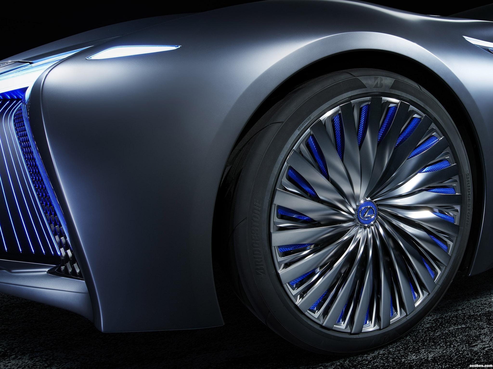 Foto 14 de Lexus LS Concept  2017