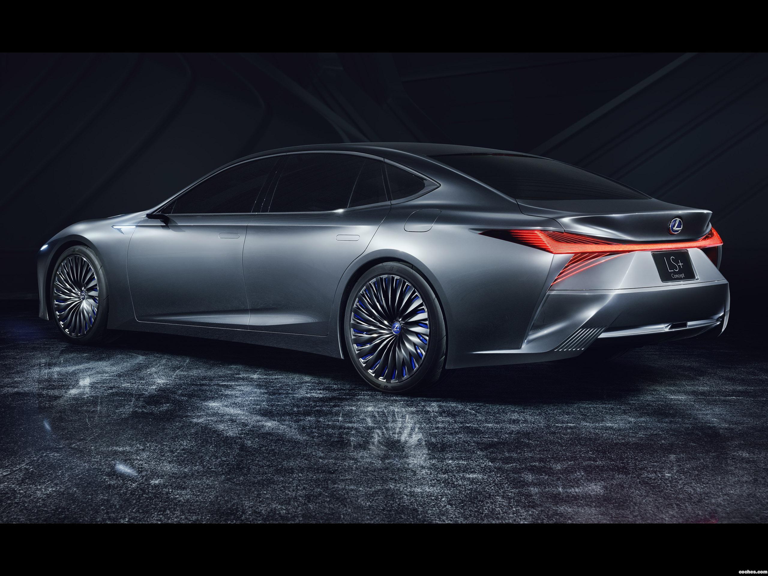 Foto 4 de Lexus LS Concept  2017