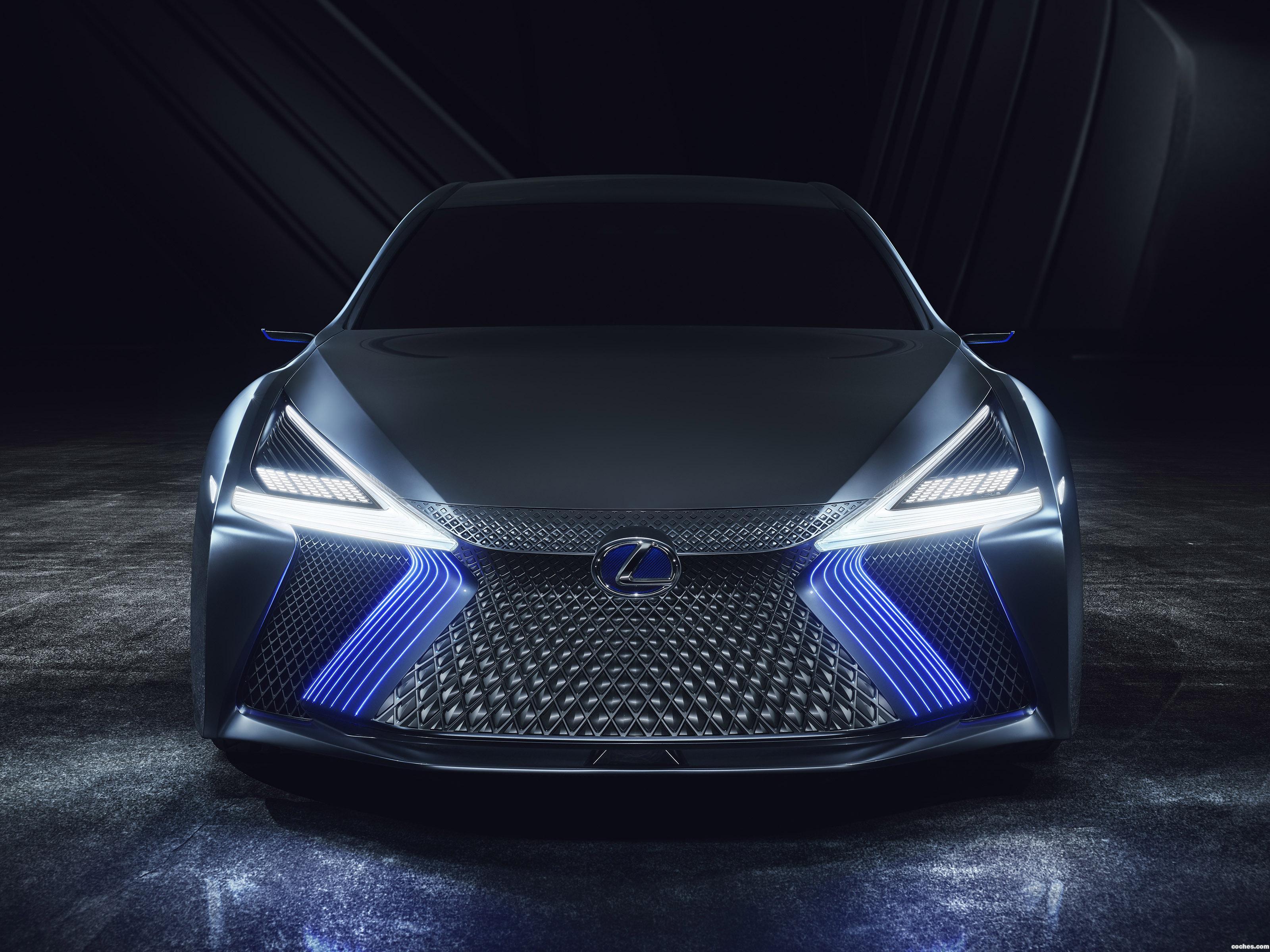 Foto 3 de Lexus LS Concept  2017