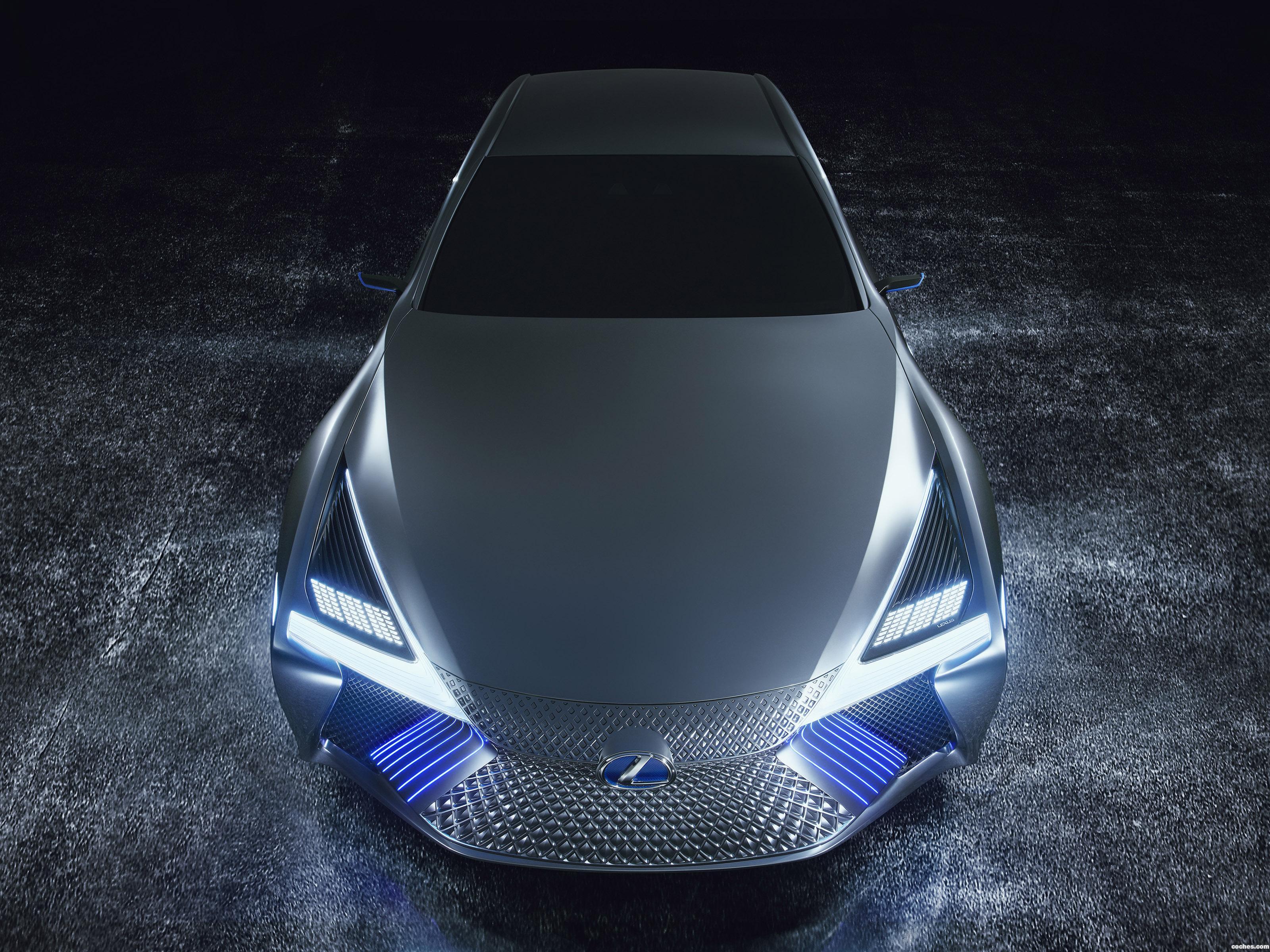 Foto 1 de Lexus LS Concept  2017