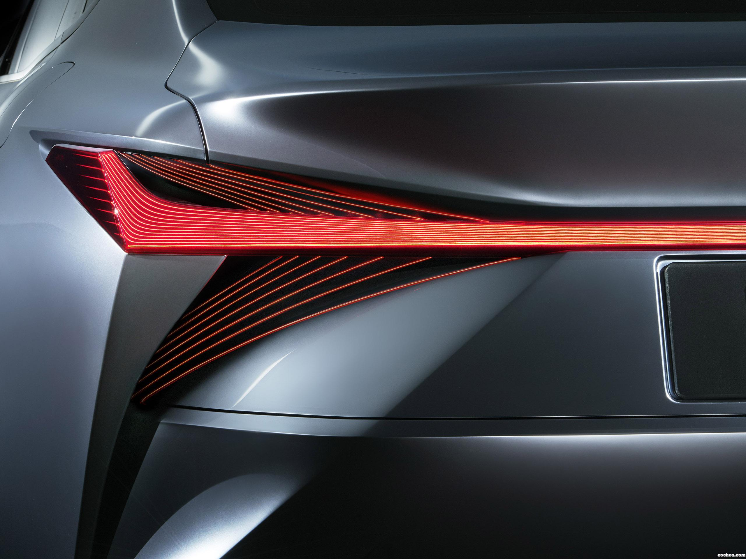 Foto 12 de Lexus LS Concept  2017