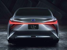 Ver foto 6 de Lexus LS Concept  2017