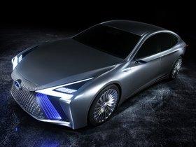 Ver foto 9 de Lexus LS Concept  2017