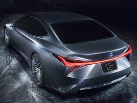 Ver foto 8 de Lexus LS Concept  2017
