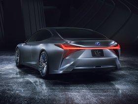 Ver foto 7 de Lexus LS Concept  2017