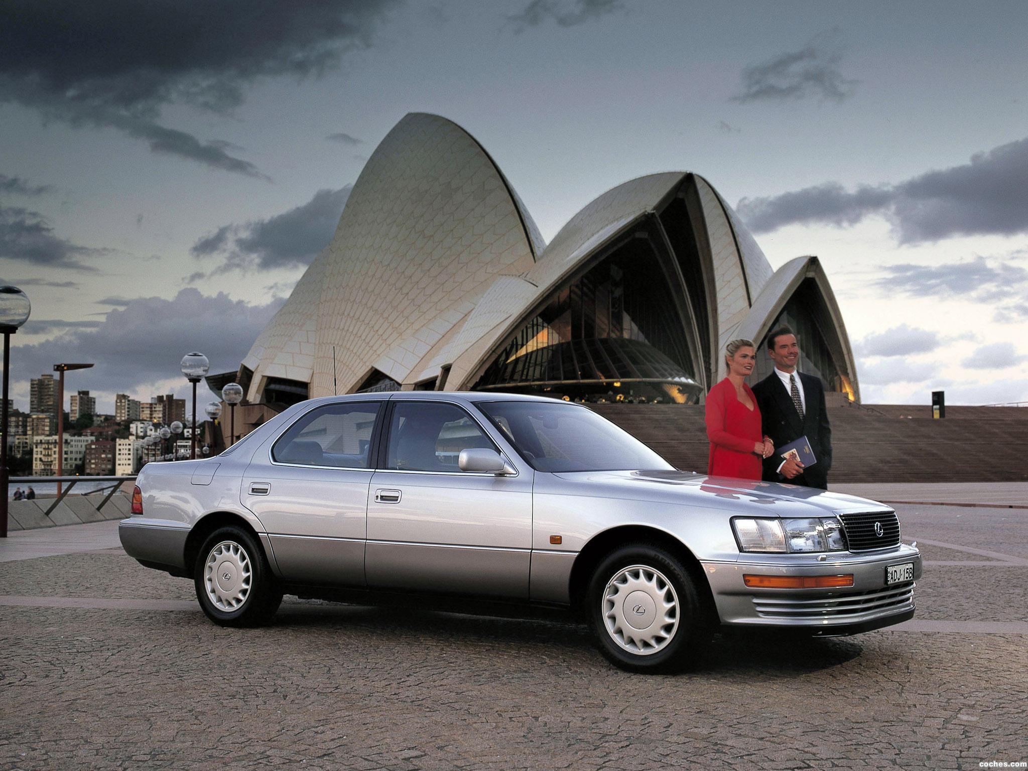 Foto 0 de Lexus LS 400 UCF10 1990