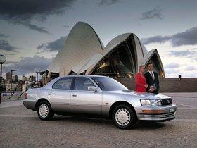 Ver foto 1 de Lexus LS 400 UCF10 1990
