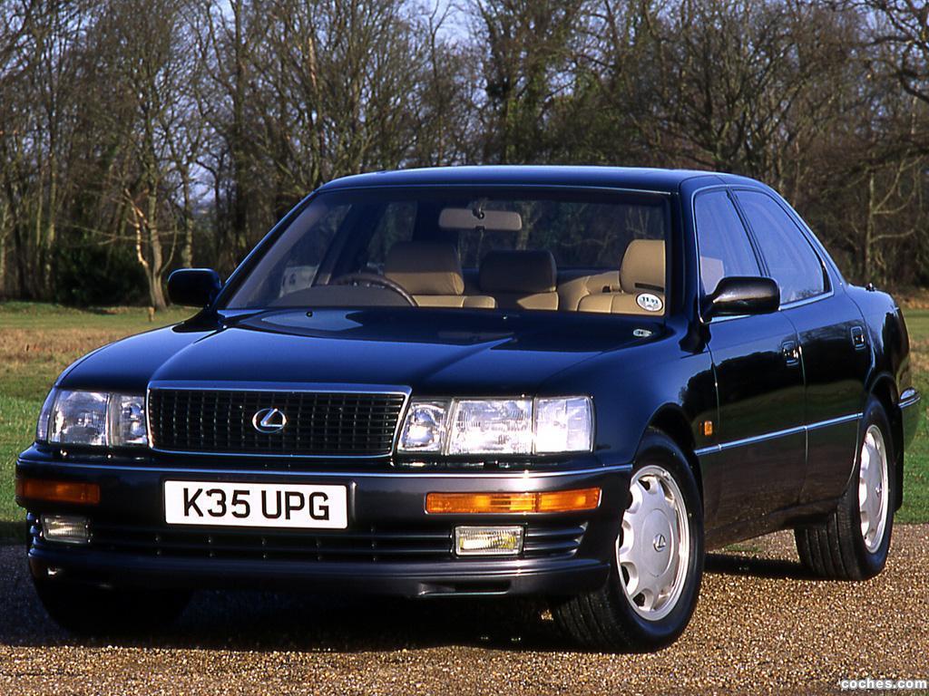 Foto 0 de Lexus LS 400 UCF10 UK 1990