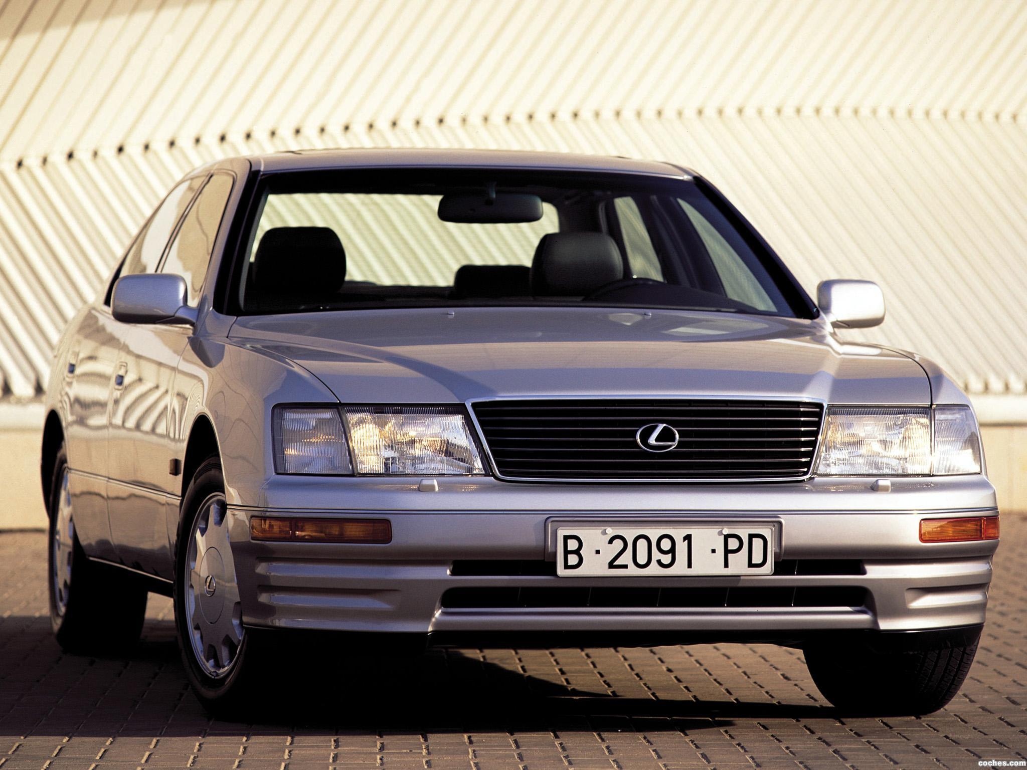 Foto 0 de Lexus LS 400 UCF20 Europe 1995