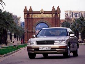 Ver foto 6 de Lexus LS 400 UCF20 Europe 1995