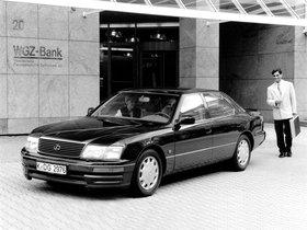 Ver foto 5 de Lexus LS 400 UCF20 Europe 1995