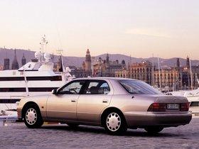 Ver foto 4 de Lexus LS 400 UCF20 Europe 1995