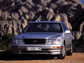 Ver foto 3 de Lexus LS 400 UCF20 Europe 1995