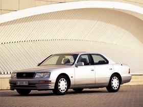 Ver foto 2 de Lexus LS 400 UCF20 Europe 1995